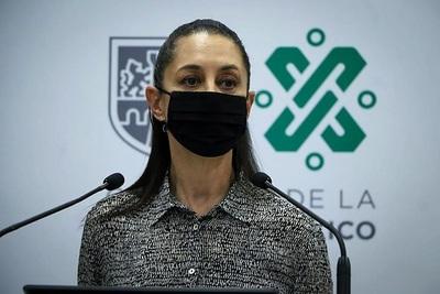 La alcaldesa de Ciudad de México niega abuso policial en marcha feminista