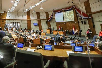 Senado paraguayo rechaza veto presidencial a ley de gastos de binacionales