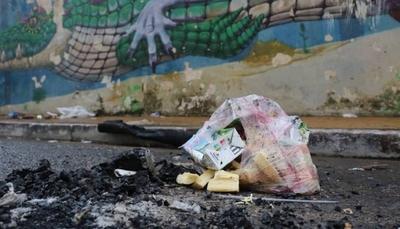 HOY / Campesinos abandonan Asunción, dejando a su paso basura y descontento ciudadano