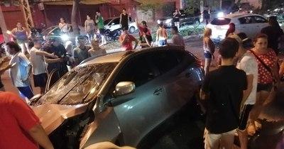 La Nación / Conductor alcoholizado protagoniza fatal accidente de tránsito