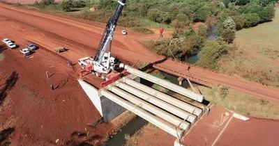 La Nación / Corredor de Exportaciones: obras del tramo 3 registra 63% de avance