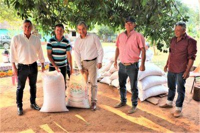 Impulsan el cultivo de maní como rubro de renta en Itapúa