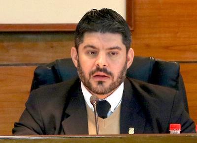 Jueza confirma imputación de Óscar «Nenecho» Rodríguez