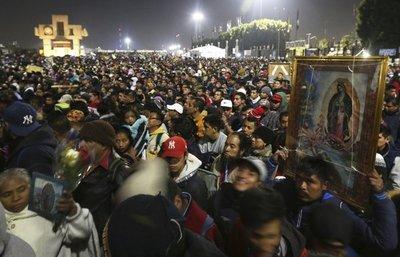 México cancela peregrinación a Virgen de Guadalupe por el COVID-19