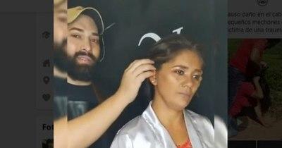 La Nación / Solidaridad en tiempos de pandemia: un día de spa luego de tanta violencia