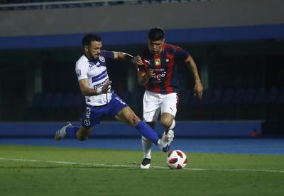 Cerro y Sol dejan pendiente el gol
