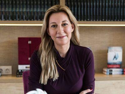 La Premio Planeta Eva García revela que huye del sexismo cuando lee y escribe