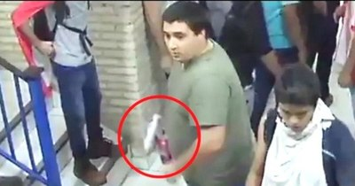 La Nación / Bomba molotov: confirman a Tribunal de Sentencia que juzgará a liberales