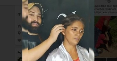 La Nación / Pelea en Santa Rosa: un día de spa, luego de tanta violencia