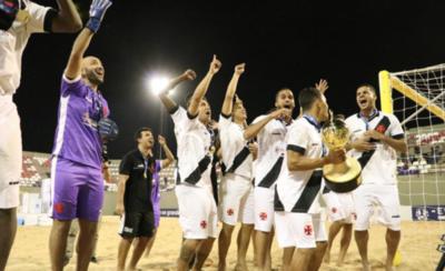 HOY / La Libertadores de playa se hará en Argentina el año próximo
