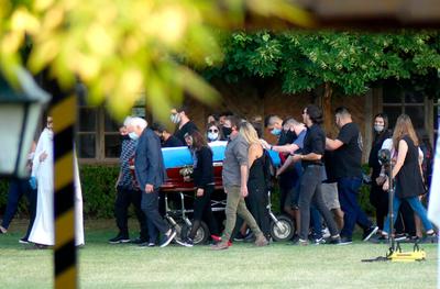 Maradona ya descansa en paz