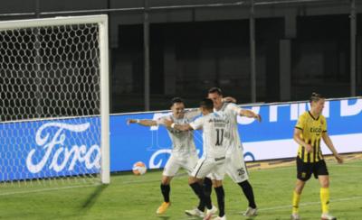 HOY / Flojo Guaraní resbala en Copa y compromete su continuidad en la Libertadores