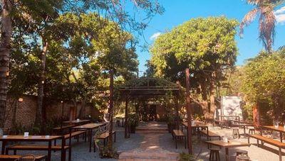 PuraPinta, el nuevo jardín cervecero de la ciudad del verano (hay que probar la cream ale)