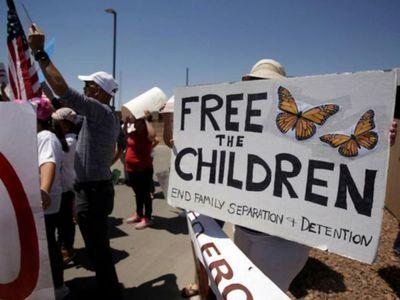 Gobierno de Trump apelará fallo favorable a niños inmigrantes
