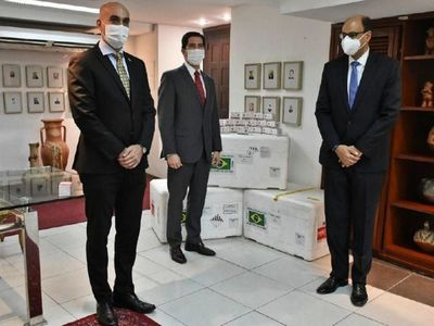 Brasil dona 50.000 kits para detección de  Covid-19