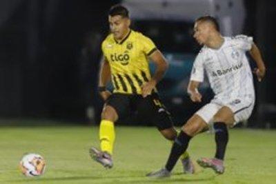 Guaraní perdió 2-0 ante Gremio en la ida de los 8vos. de la Libertadores