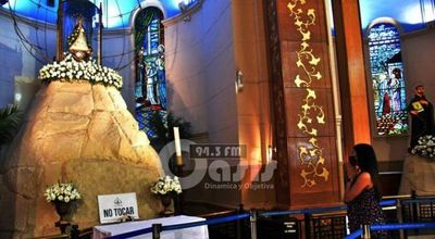 Atípica festividad en honor a la Virgen de Caacupé inicia mañana