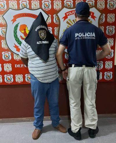 Capturan a fugitivo con 15 órdenes de capturas