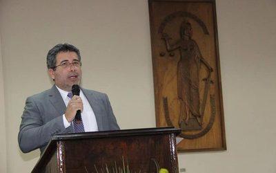 Dr. Amílcar Marecos se compromete a fortalecer el gremio en Alto Paraná – Diario TNPRESS