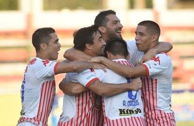Guaireña y San Lorenzo chocan en el inicio de la fecha 8