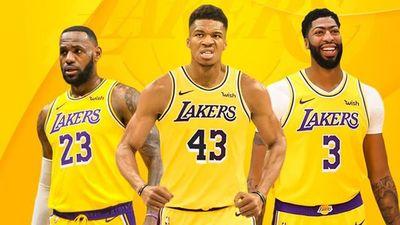 Lakers quiere conformar el trío más poderoso de la historia