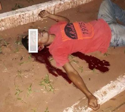 Ola de homicidios no paran en las ciudades fronterizas de Amambay