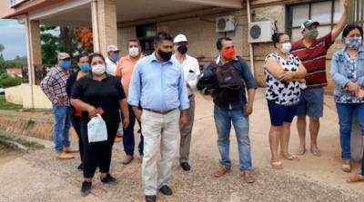 HOY / San Pedro: Pobladores exigen culminación de obras del Hospital Regional