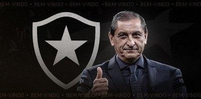 Drástica decisión: Botafogo decide no seguir con Ramón Díaz