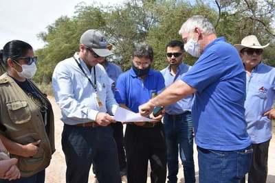 ITAIPU financiará cinco USF para Boquerón