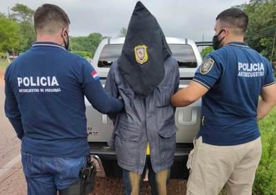 Hombre que intentó extorsionar a familia Denis fue detenido por la policía