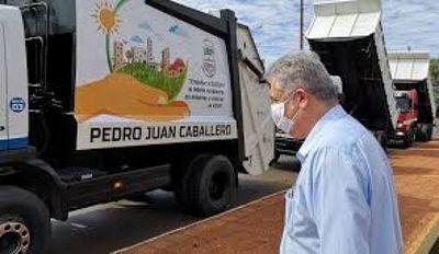 José Carlos Acevedo habilita hoy varias cuadras de pavimentación en Fracción Sonia
