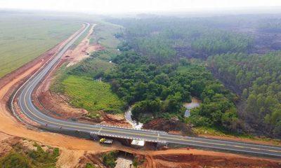 Nueva obra conectará a 26.000 pobladores del distrito de Maracaná