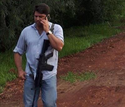 """Fijan nueva fecha para audiencia preliminar de """"Papo"""" Morales por el supuesto caso de tortura a peón"""