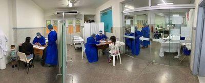 """Captación de pacientes para """"Ñemyatyro Paraguay"""""""