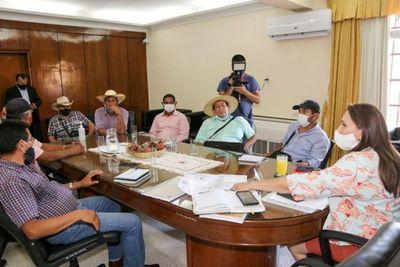 INDERT fortalece trabajo coordinado para favorecer a familias rurales del país