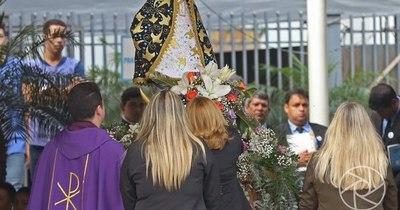 La Nación / Caacupé 2020: instan a la ciudadanía a seguir la fiesta mariana desde sus hogares