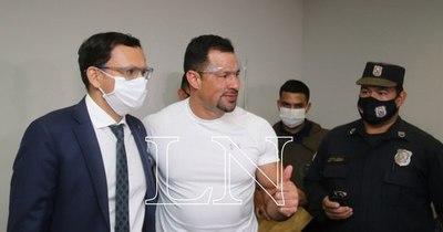 La Nación / Quintana pedirá levantar la restricción en su contra para hacer campaña en CDE