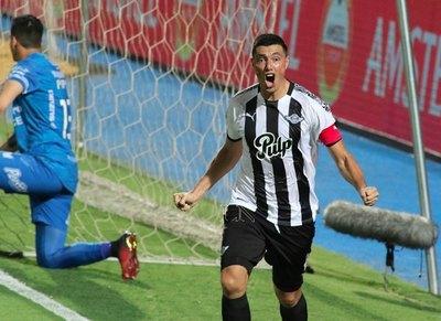 'Tacuara', en el once ideal de la Libertadores