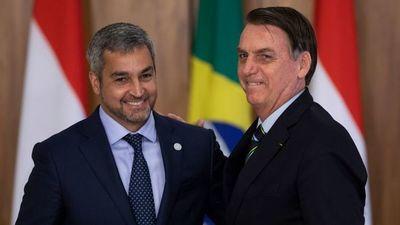 Marito y Bolsonaro mantendrán una reunión el martes en Foz de Iguazú
