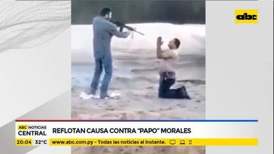 "Reflotan causa contra ""Papo"" Morales"
