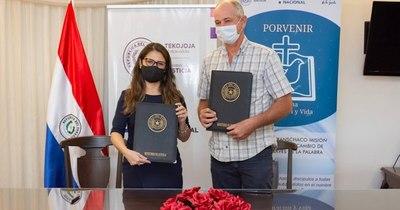 La Nación / Nuevos programas de rehabilitación y reinserción social para las penitenciarías