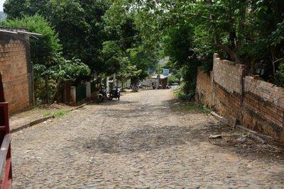 CDE: inician obras de 44 empedrados y pavimentos rígidos en diferentes barrios