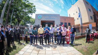 Crédito Agrícola inaugura nueva sede en la localidad de Fram