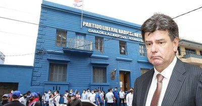 La Nación / Embargan dos comités del PLRA a causa de pagaré