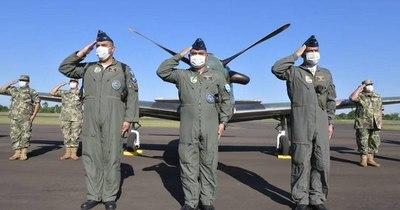 La Nación / Mario Abdo ordenó varios cambios en las Fuerzas Militares