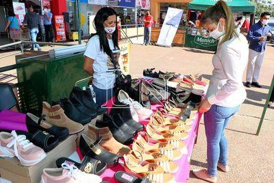Feria Mipymes-Capasu llega hasta Luque