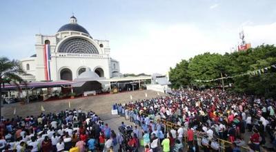 Instan a la ciudadanía a seguir la fiesta de Caacupé desde sus hogares – Prensa 5