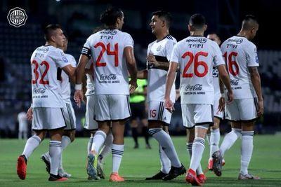 Olimpia busca la punta ante River Plate