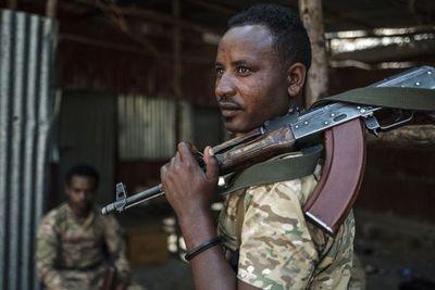 Ofensiva del ejército de Etiopía contra capital de la región de Tigré