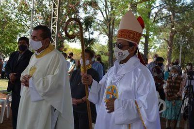 Obispo pide celebrar la fiesta de Caacupé con amor al prójimo